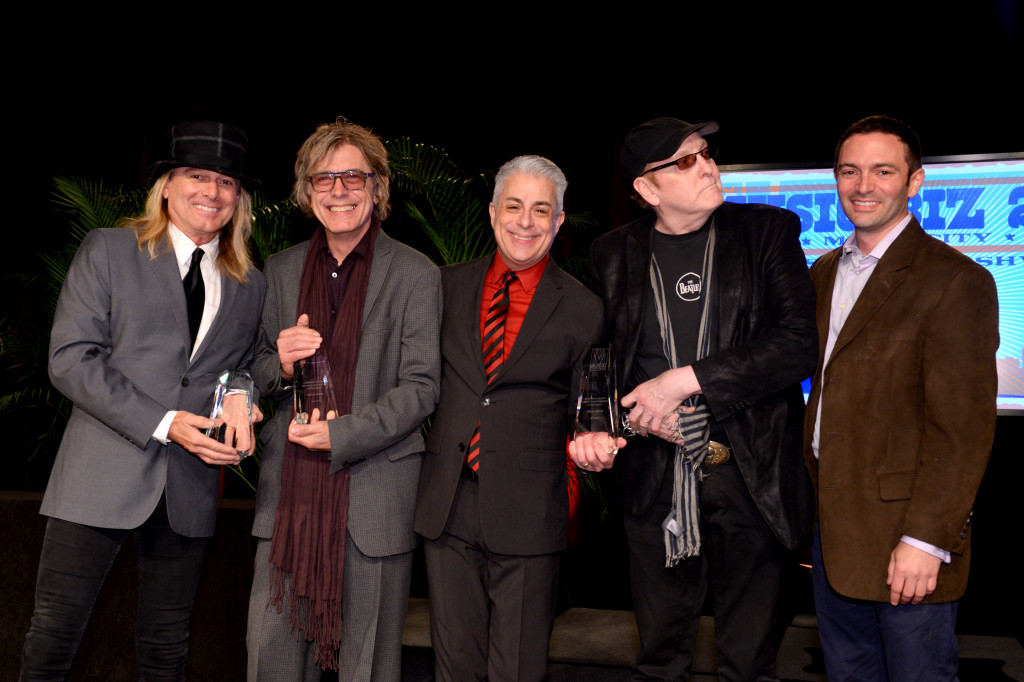 Awards - Cheap Trick, James Donio, Fred Beteille