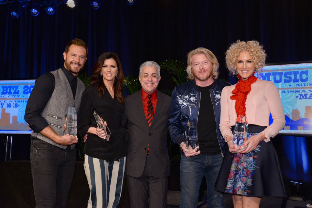 Awards - Little Big Town & James Donio